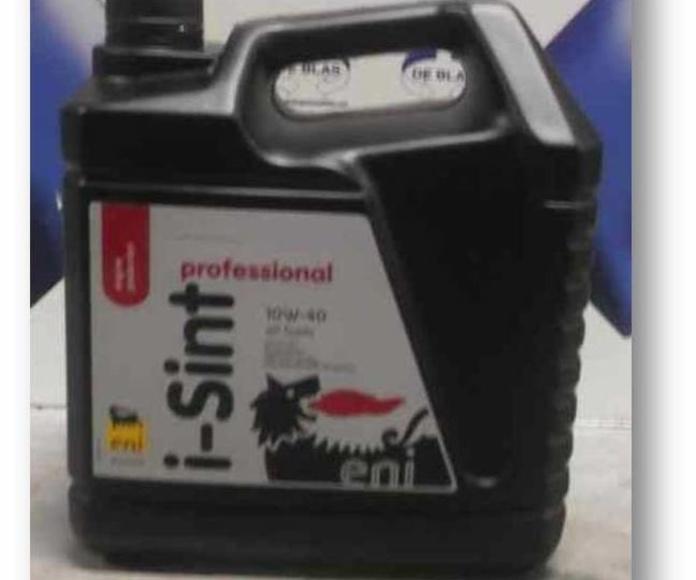 Aceite  Motor ENI 10w40 5L: Catálogo de Autodesguaces De Blas