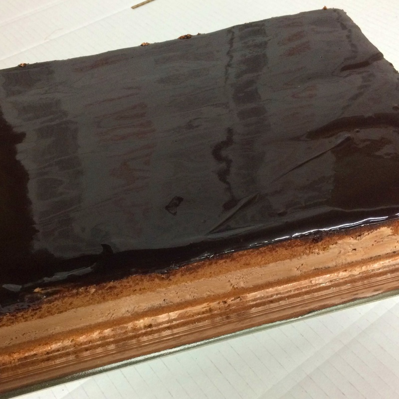 Plancha de chocolate