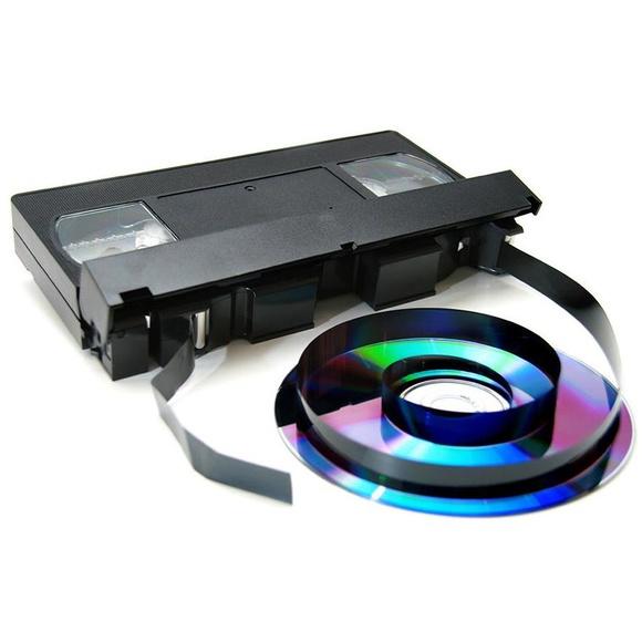 CINTAS A DVD