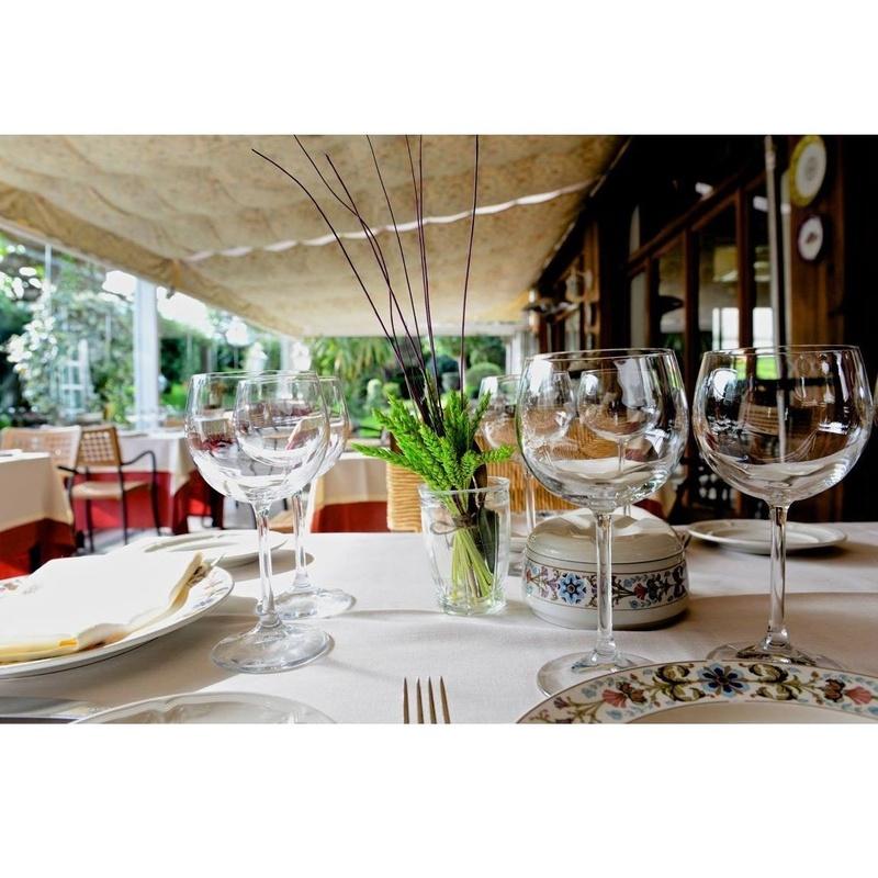 Menú Banquetes C: Cartas y menús de Restaurante Artebakarra