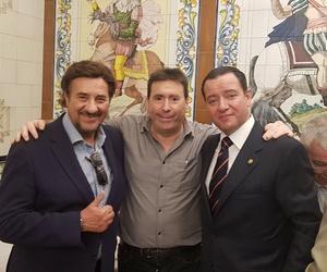 Emilio José homenajeado en CIRI