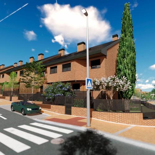 15 Viviendas Unifamiliares en Colmenar Viejo (Madrid). En Construcción. Últimas Viviendas Disponibles.