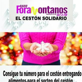 Foramontanos El cestón Solidario