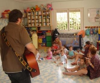 Instalaciones : Nuestro Centro de Ciudad Infantil San Jorge ( Nursery School )