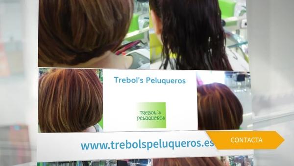 Recogidos para novias en el Paseo de Extremadura, Madrid - Trebol's Peluqueros