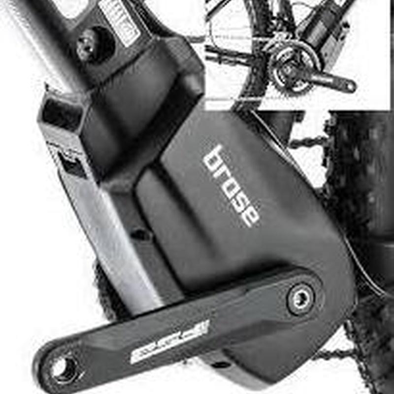 E -STREAM Bicicletas equipadas con motor BROSE: Productos de Bikes Head Store