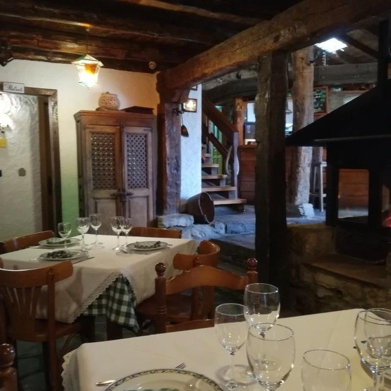 Carta de entrantes: Carta de Restaurante Taberna Del Alamillo