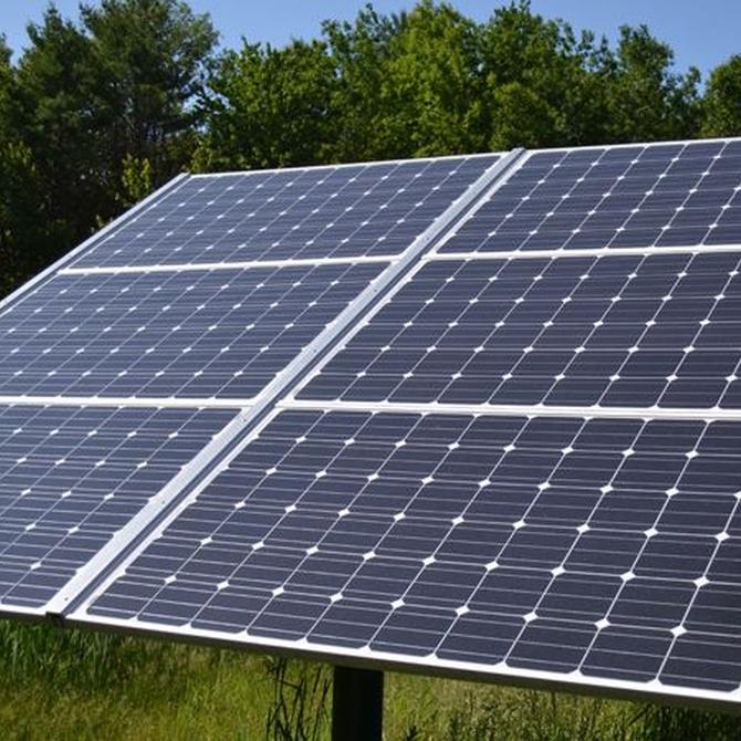 La historia de la energía solar