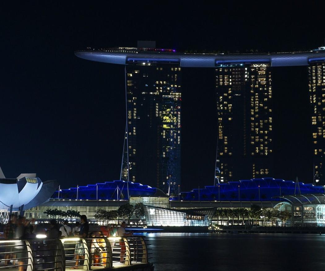 Obras arquitectónicas sorprendentes de nuestro siglo