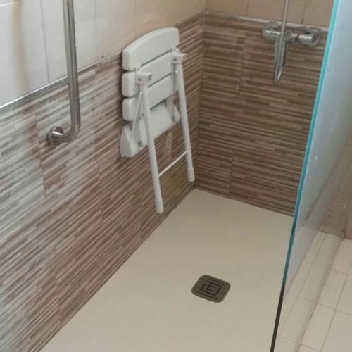 Cambio de bañera por plato de ducha en Santander
