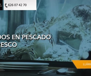 Mejores restaurantes en Ferreries: Restaurant Cala Mitjana