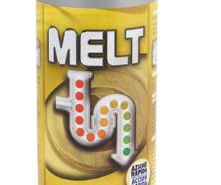 Desatascador  de cañerías Melt 500 ml.