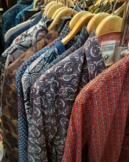 Camisas de A Fish Named Fred