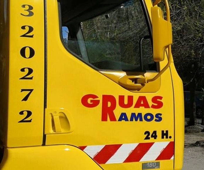 Grúas para parking subterráneos: Servicios de Ayuda y Rescate 24 Horas