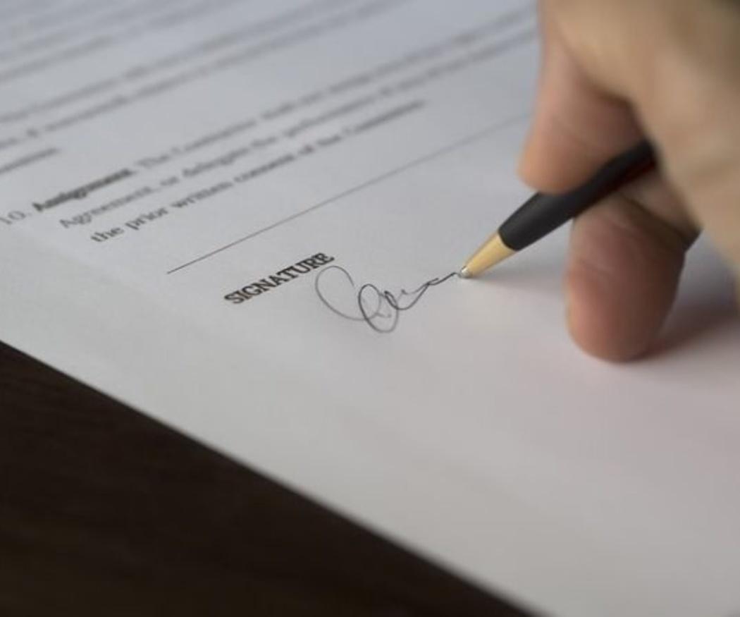 La importancia del contrato de compraventa de un vehículo