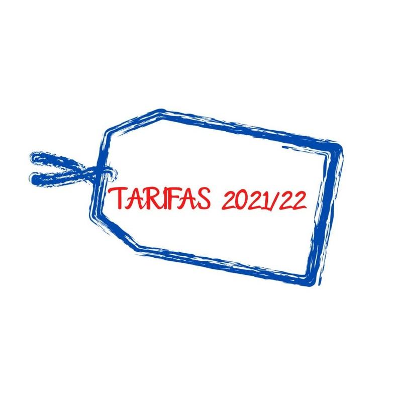 Tarifas 2021/22: Academia de idiomas de LEIN'S SCHOOL