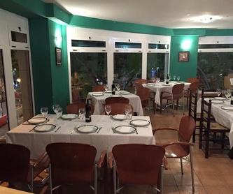 Tapas y montaditos: Arroces y mucho más de La Taberna de Montaraz