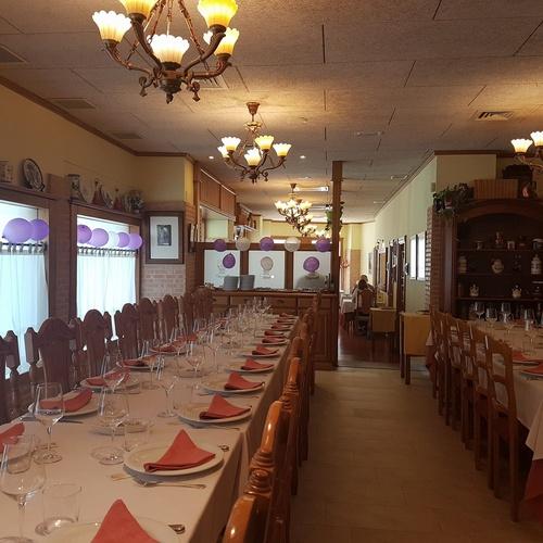 Mesón restaurante para eventos en Pinto