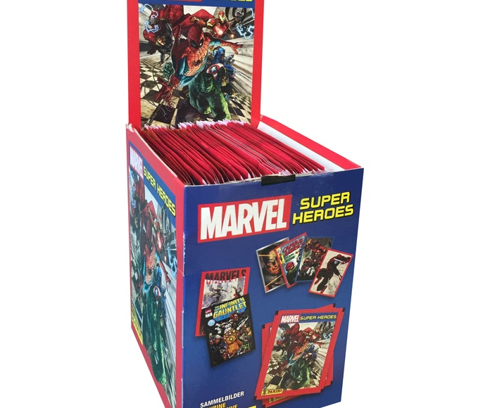 Coleccion MARVEL SUPERHEROES: Productos de Sarigabo, S. L.