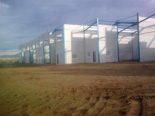 Fotos de Hormigón (prefabricados) en Hernán-Valle   Placas Jiménez de Haro, S.L.