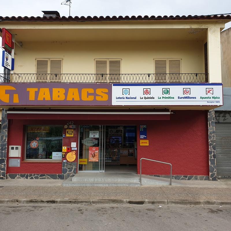 Recargo de tarjetas de transporte: Nuestro Estanco de Estanc de Sarrià
