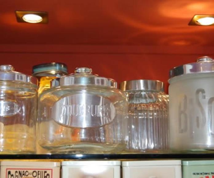 Envases de cristal: Productos  de Tejas Artesanas de El Puerto