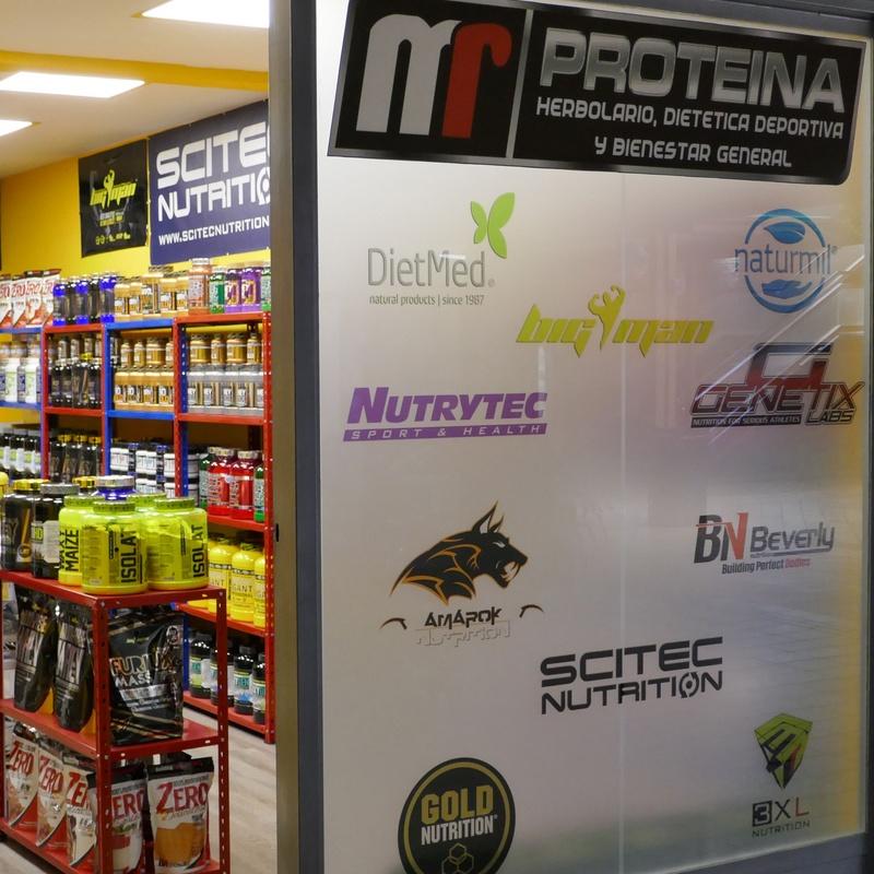 M.R. Proteína: Nuestros locales de Zoco Villalba