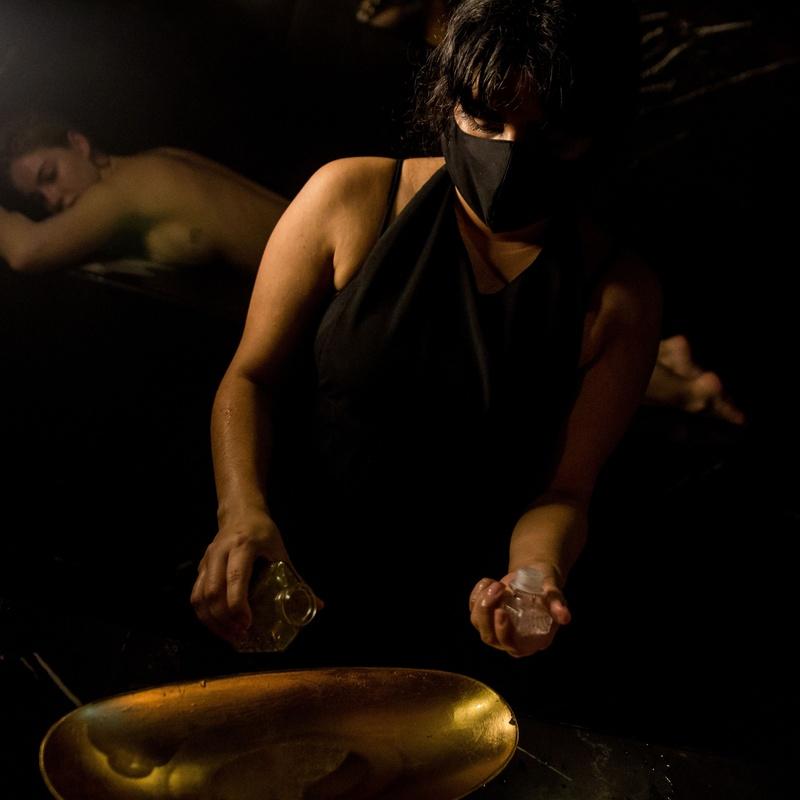 Hamman 4 manos: Peluquería - Estética - Hamman de Nadia BSC - Hammam Vital Experience