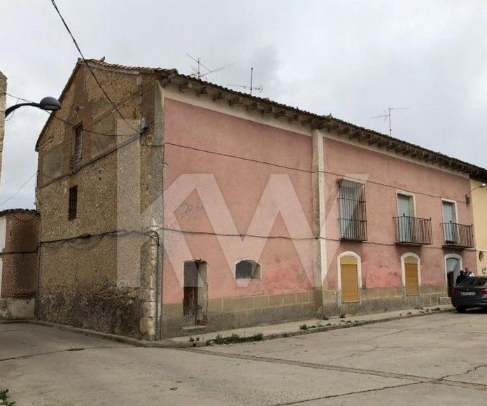 Casa rústica a reformar provincia Valladolid: Inmuebles de JR Team KW