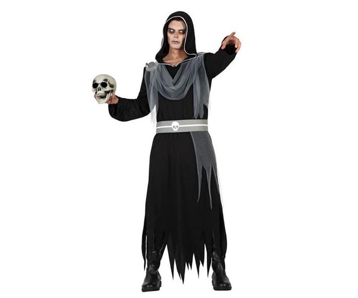 Disfraz Sacerdote satánico adulto