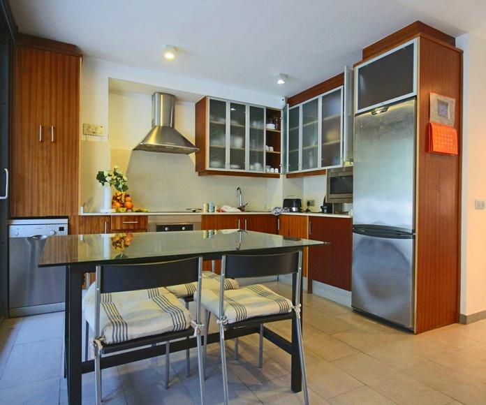Cocina casa Pollensa