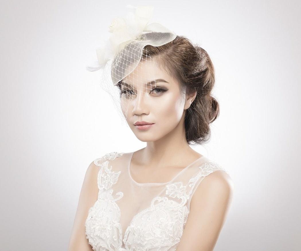 Un rostro radiante en el día de tu boda