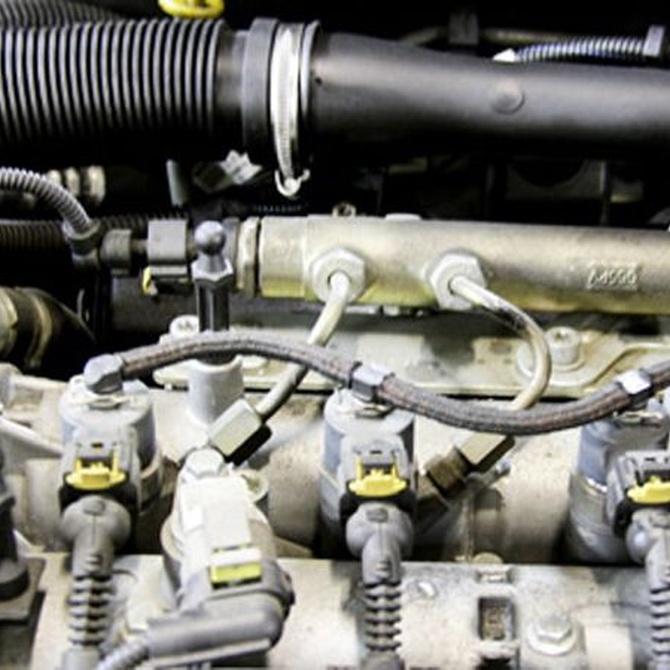 Diferencias entre un motor diésel y uno de gasolina