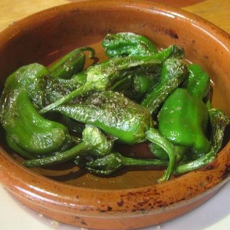 Verduras: Catálogo de La Cocina