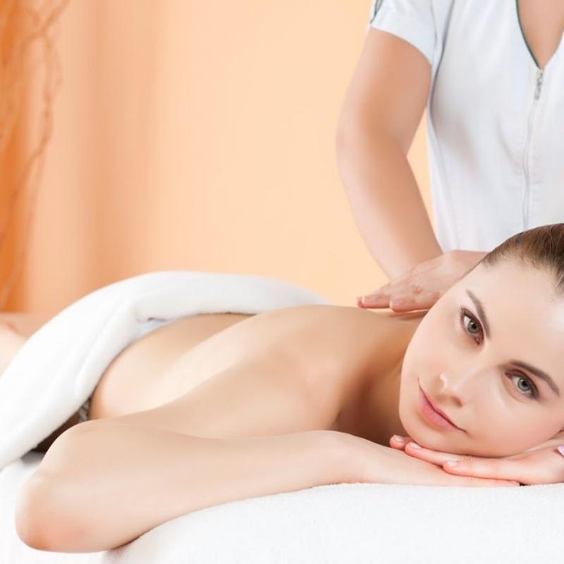 Tratamientos corporales: Servicios de belleza de Meraki Belleza