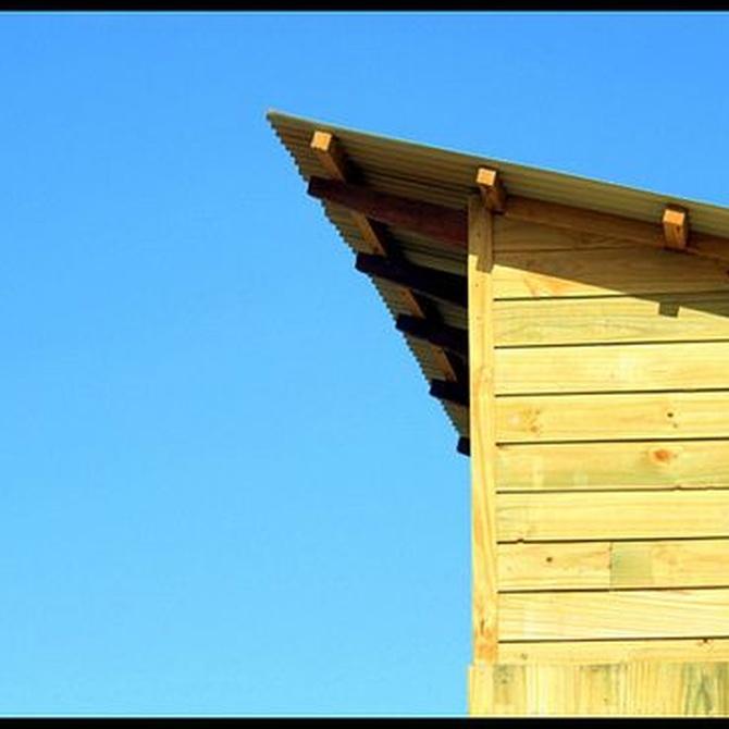 Claves para el mantenimiento de casas de madera