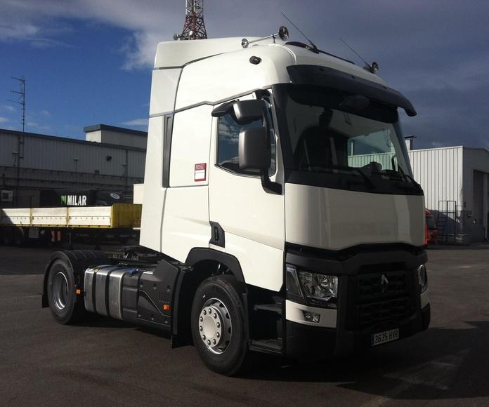 alquiler camion Gijón