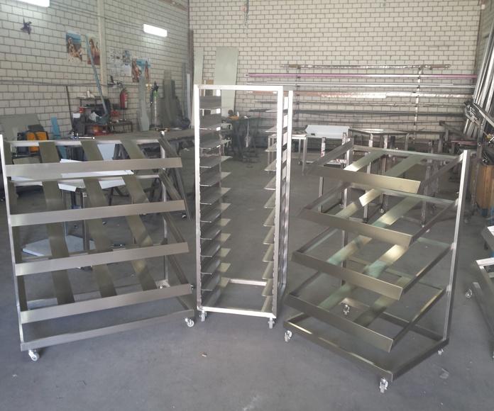 Acero inoxidable: Productos y servicios de Técnicas del Metal Joal