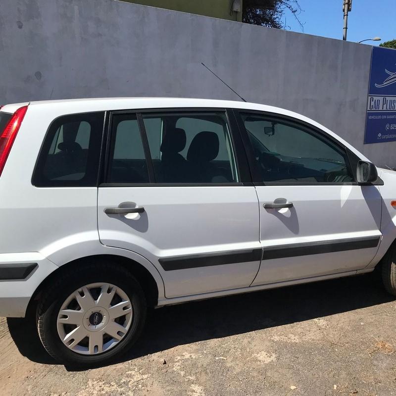 FORD FUSION 1.4 16V URBAN: Vehículos de ocasión de Car Plus Canarias