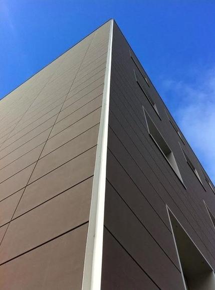 Fachadas ventiladas en Vizcaya: Trabajos realizados de Impermungi, S.L.