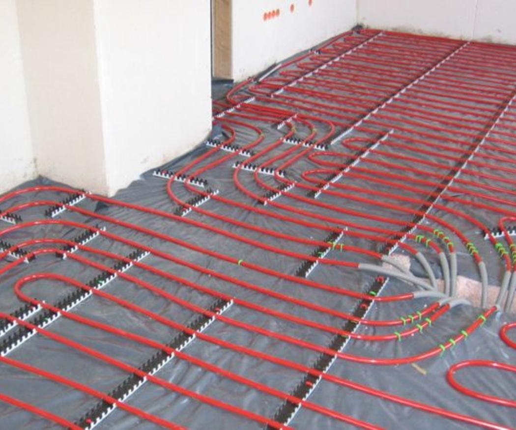 Por qué instalar en tu casa suelo radiante por conducción de agua