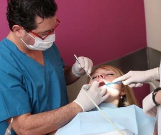 Servicio de urgencias fin de semana: Tratamientos de Odonthos