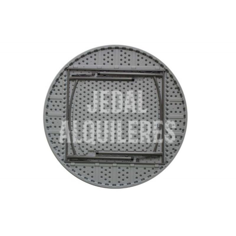 Mesa redonda 150X74 cm: Catálogo de Jedal Alquileres