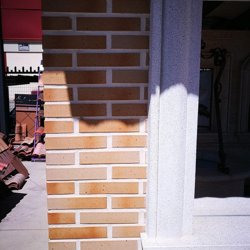 Ladrillos: Servicios de Rincón Pascual Materiales de Construcción