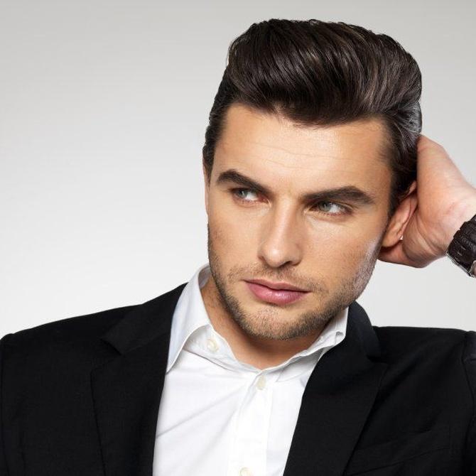 Cortes de pelo de moda para hombres