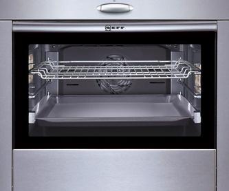 Superficies en acero inoxidable : Catálogo de Estala Decoración Cocinas y Baños