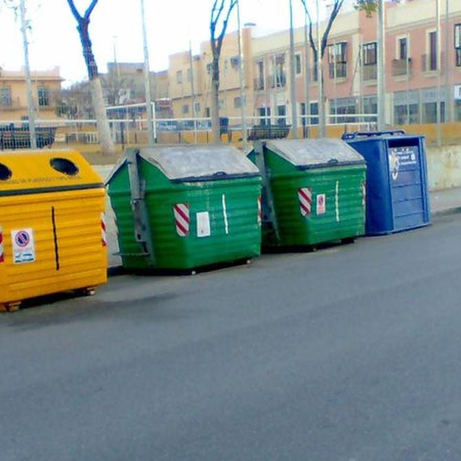 El reciclado en las comunidades de vecinos a examen