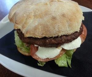 Amplia variedad de hamburguesas