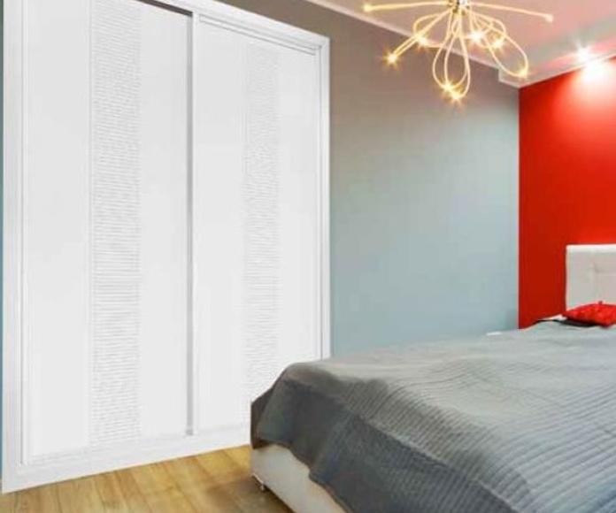 Modelo 965 Personalizamos tus armarios lacados en Madrid