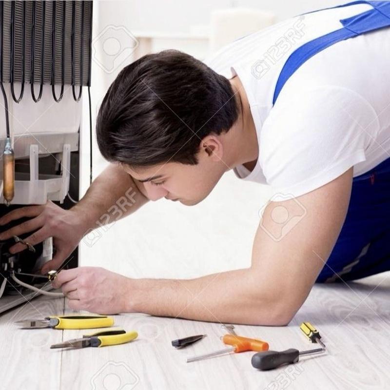 Reparación de grandes electrodomésticos: Servicios de Multiservicios a tiempo